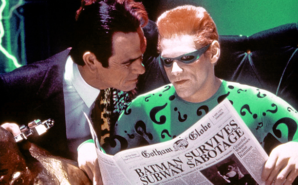 12. Batman Forever (1995)