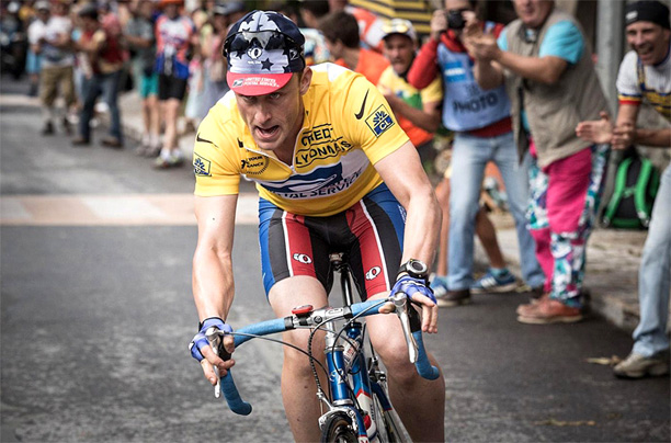 Ben Foster Lance Armstrong