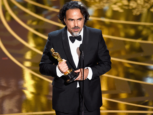 7. Best Director: Alejandro G. Iñárritu – The Revenant