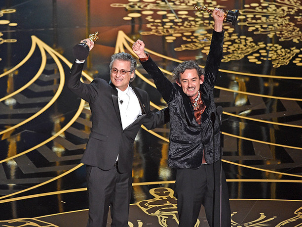 11. Best Sound Editing: Mad Max: Fury Road – Mark A. Mangini and David White