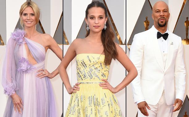 Oscars 2016: Best & Worst Dressed