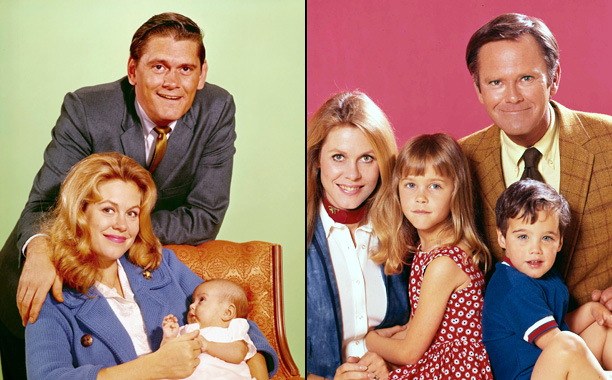 Dick York for Dick Sargent (Darrin Stephens on Bewitched)
