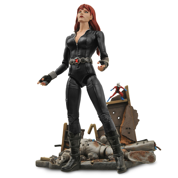 "Marvel's Black Widow Marvel Select 6 3/4"" Action Figure (Disney Store, $24.95)"