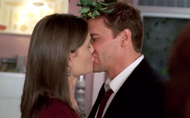 Booth and Brennan, 'Bones' (Season 3, Episode 9)