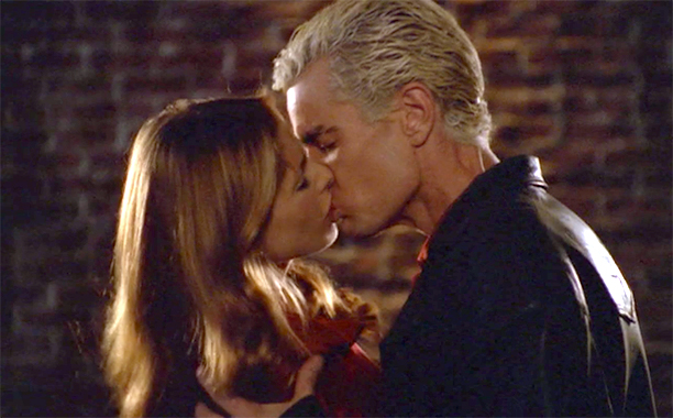 Spike and Buffy, 'Buffy the Vampire Slayer' (Season 6, Episode 7)