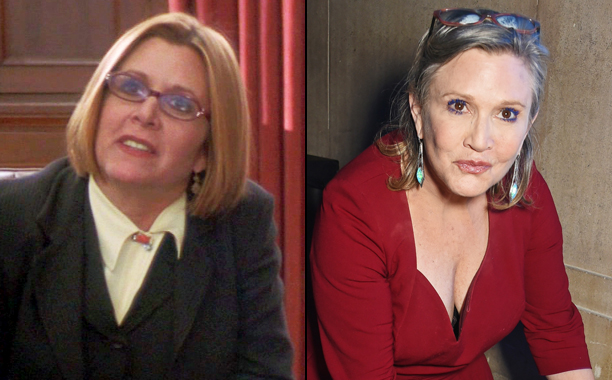Carrie Fisher (Mrs. Surpin)