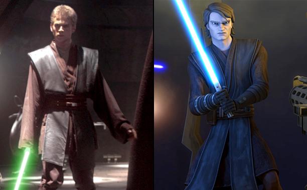 BEST: Star Wars: The Clone Wars (2008-14)