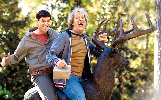 Original: Dumb and Dumber (1994, $127 million) Box office numbers are still TBD for the Jim Carrey/Jeff Daniels-starring sequel 20 years in the works (and,…