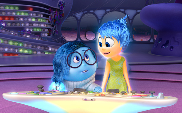 14. INSIDE OUT THE RISE OF SADNESS