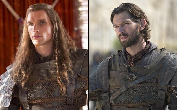 Ed Skrein for Michiel Huisman (Daario Naharis on Game of Thrones)