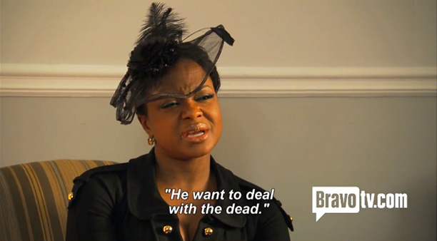 4. Phaedra Parks' Deadly One-Liners