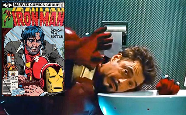 Iron Man came out in 2008 — the same summer as The Dark Knight , probably the best film in the postmillennial run of bleak-gritty…
