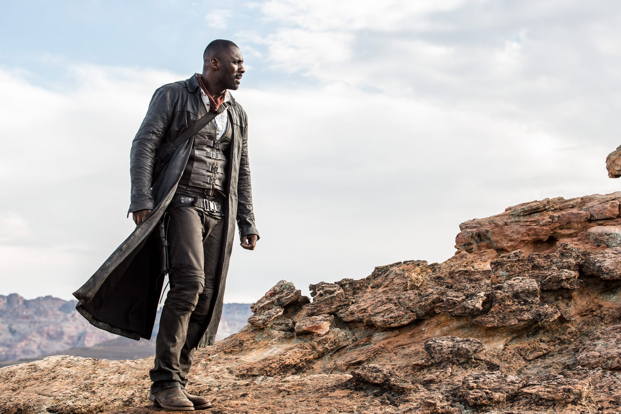WORST: 5. The Dark Tower (2017)