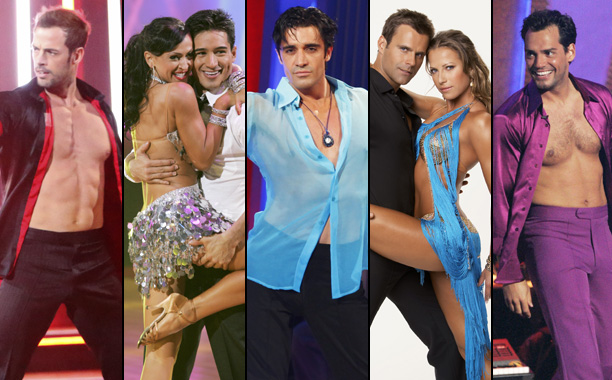 The Men We Love of 'Dancing With the Stars'