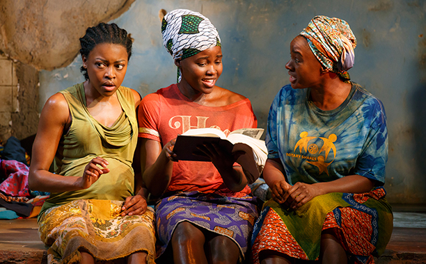 GALLERY: Best Stage of 2016: ECLIPSED - Lupita Nyong'o