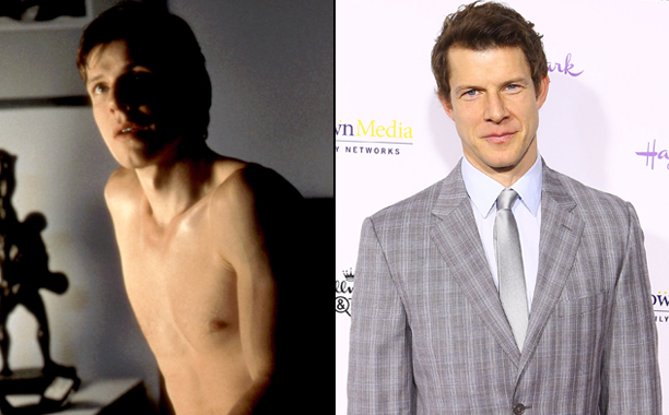 Eric Mabius (Greg McConnell)