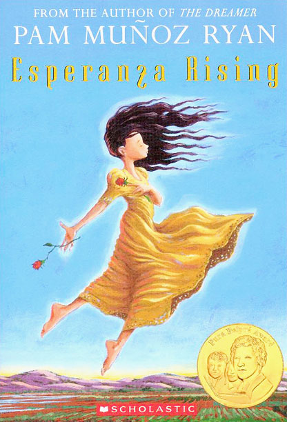 Author: Pam Muñoz Ryan Best for ages 9 to 11 It's a Mexican-American Cinderella tale told in reverse, weaving political unrest and cultural upheaval into…