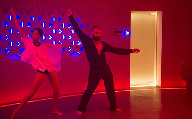 20. EX MACHINA THE DANCE
