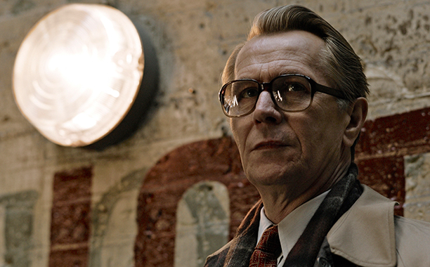Gary Oldman as George Smiley, Tinker Tailor Soldier Spy
