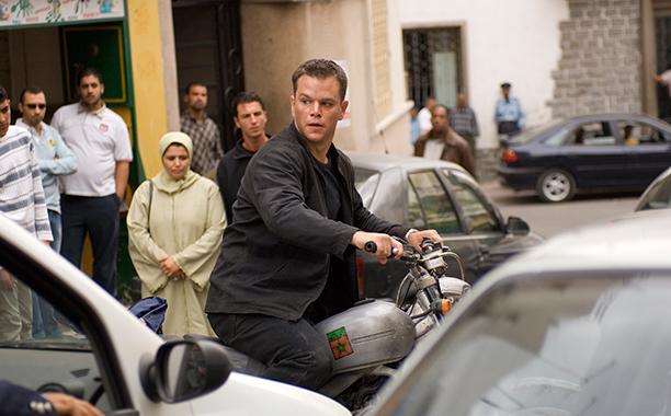 Matt Damon as Jason Bourne, The Bourne Ultimatum
