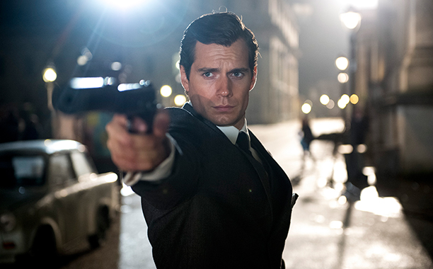 Henry Cavill as Napoleon Solo, The Man From U.N.C.L.E.