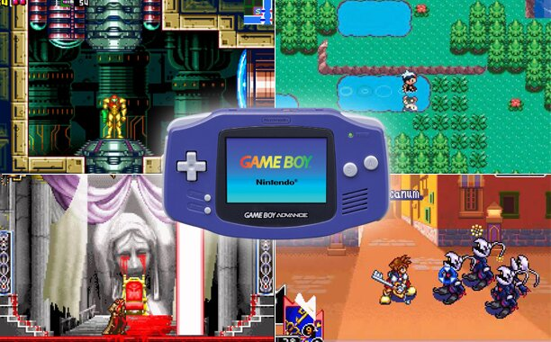 Game Boy Advance 15th Anniversary The 15 Best Games Ew Com