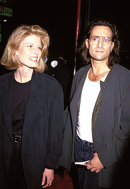 Fawn Hall and Doors Manager Danny Sugerman