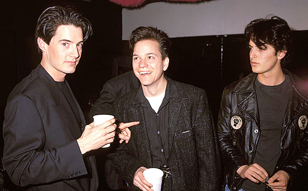Kyle MacLachlan and Frank Whaley