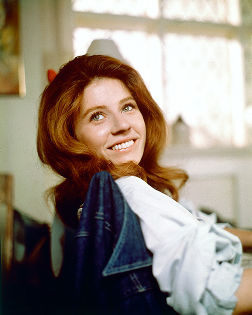 Patty Duke in 1970