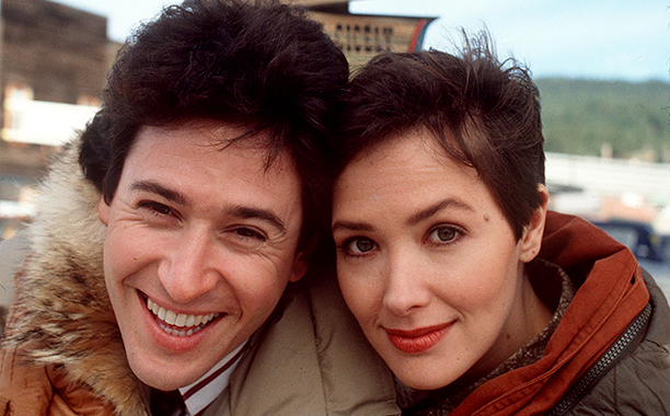 Joel and Maggie, 'Northern Exposure' (Season 4, Episode 16)