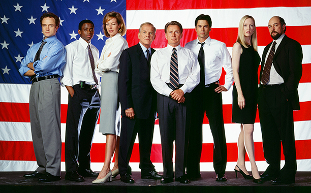 1. The West Wing (1999-2006)