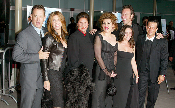 Flashback To The 2002 My Big Fat Greek Wedding Premiere Ew Com