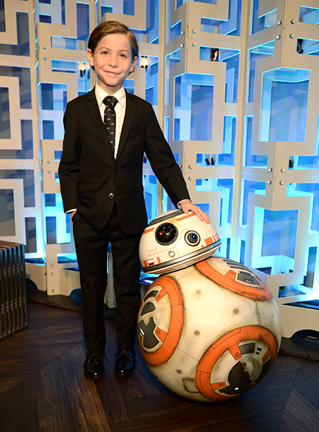 …and Also Getting to Meet BB-8