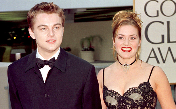 At the 55th Annual Golden Globe Awards on Jan. 18, 1998