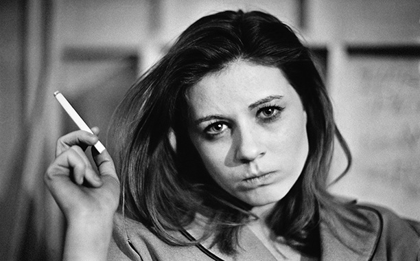 Patty Duke on the set of Valley of the Dolls on April 24, 1967