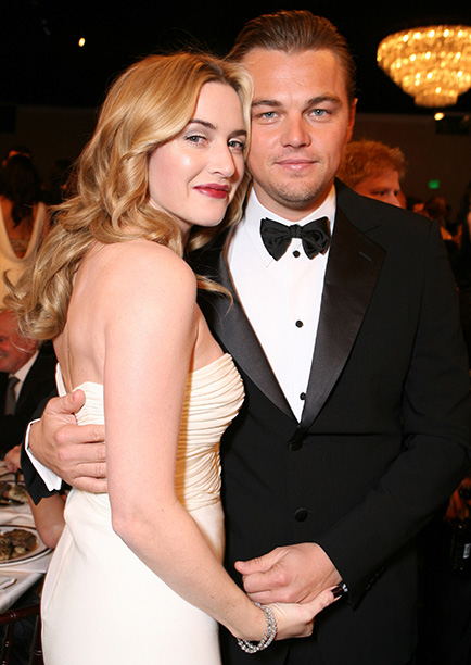 At the 64th Annual Golden Globe Awards on Jan. 15, 2007