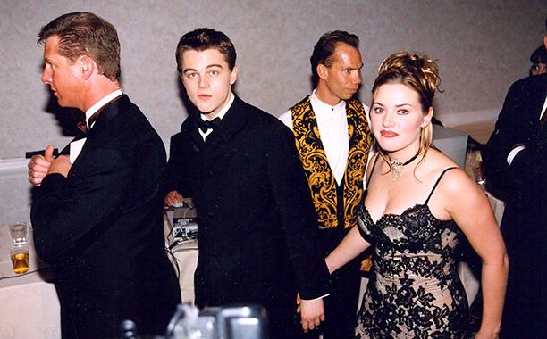 At the 1998 Golden Globe Awards on Sept. 10, 1998