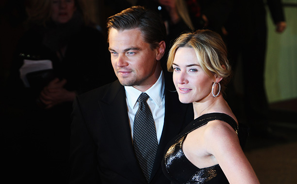 At the European Film Premiere of Revolutionary Road on Jan. 18, 2009
