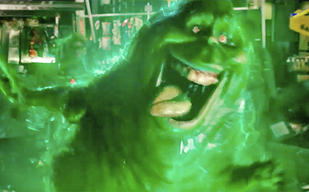 Little Green Man-Thing