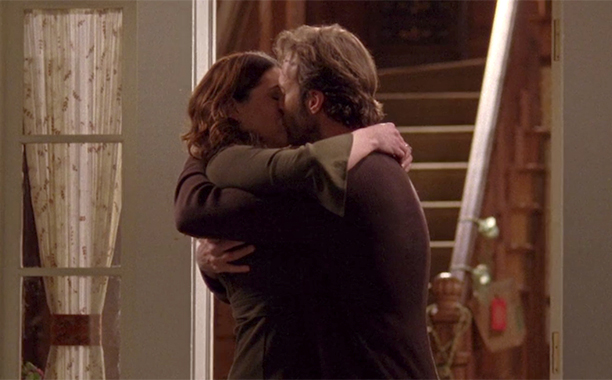 Luke and Lorelai, 'Gilmore Girls' (Season 4, Episode 22)