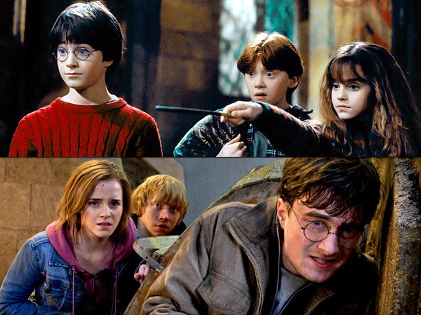 Special Award for Overall Excellence Source: Harry Potter series by J.K. Rowling (1997-2007) Seven beloved books became eight blockbuster movies (the seventh book was split…