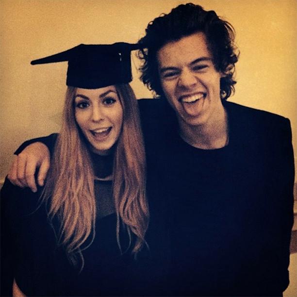 Harry Styles' Sister Gemma Styles