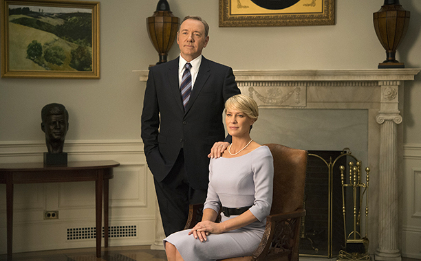 4. House of Cards (2013-present)