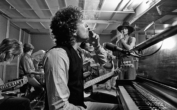 Bob Dylan's 'Rolling Thunder Revue' Tour by Ken Regan