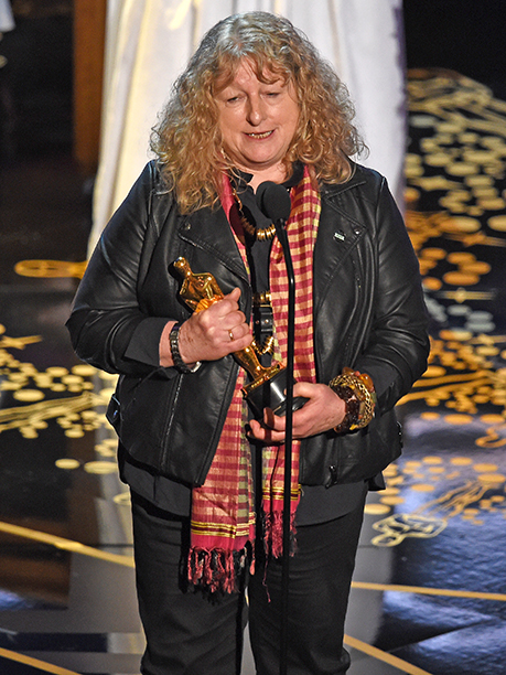 4. Best Costume Design: Mad Max: Fury Road – Jenny Beavan