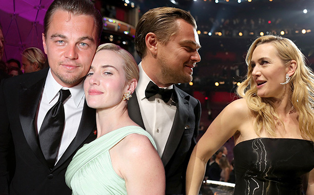 Kate Winslet and Leonardo DiCaprio Through the Years