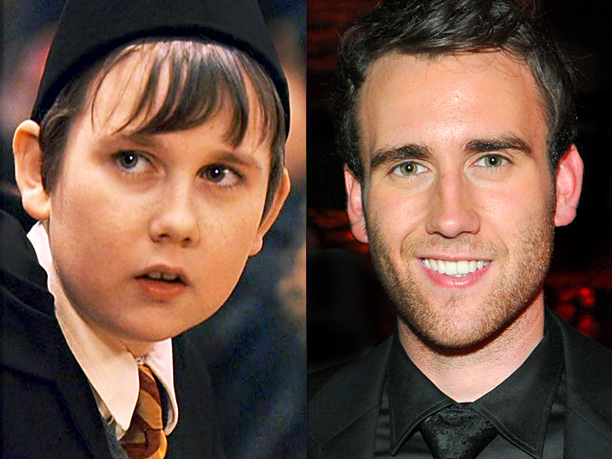 Matthew Lewis (Neville Longbottom, Harry Potter)