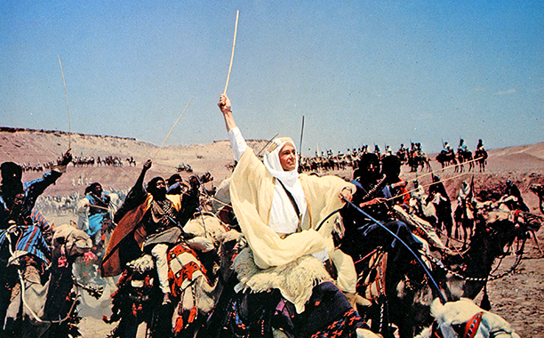 1. Lawrence of Arabia