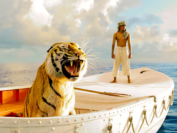 Source: Life of Pi (2001) Many people thought that the fantasy adventure novel about a young man stranded in the middle of the ocean with…