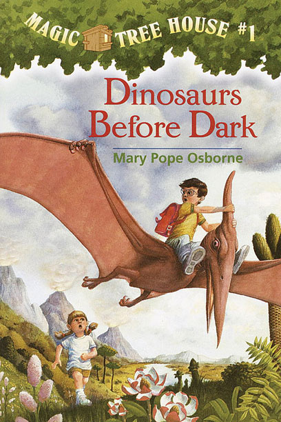 Author: Mary Pope Osbourne Best for ages 6 to 8 Shh! Don't tell your kids the books in this long-running serial are educational. Reliably blending…